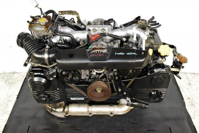 Used JDM Subaru EJ205 2002-2005 Turbo AVCS Model Engine For Sale