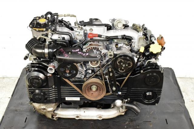 Subaru WRX 2002-2005 EJ205 2.0L AVCS Engine For Sale with TD04 Turbo
