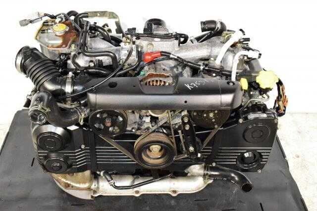 Used Subaru WRX 2002-2005 EJ20 Turbo Engine, JDM EJ205 AVCS Motor Swap