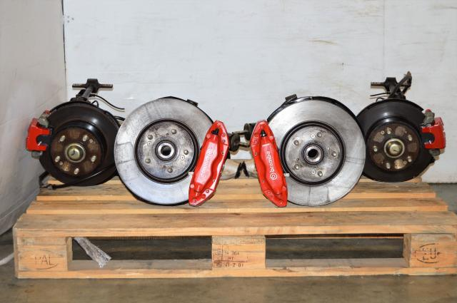 Acura DC5 K20A RSX 2002-2006 Brembo Caliper Complete Brake Assembly Kit
