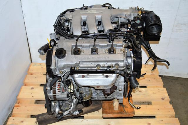 JDM Mazda KL-ZE 2.5L Straight Neck v6 DOHC Motor For Sale