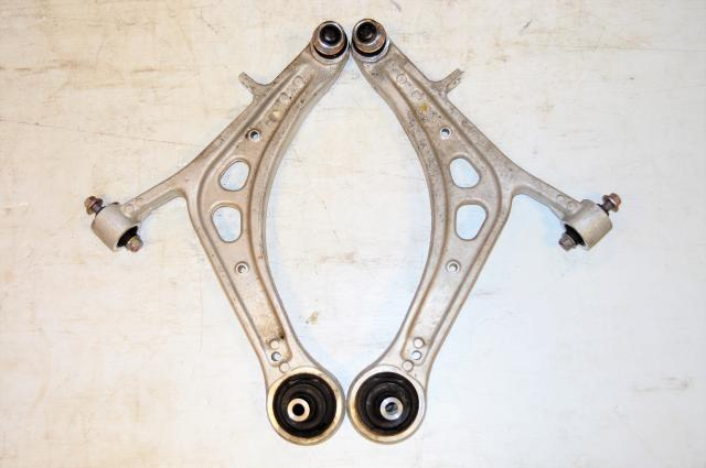 JDM BP5 Legacy 04-09 Front Lower Control Arms, Subaru WRX 08-11 Aluminum Tables