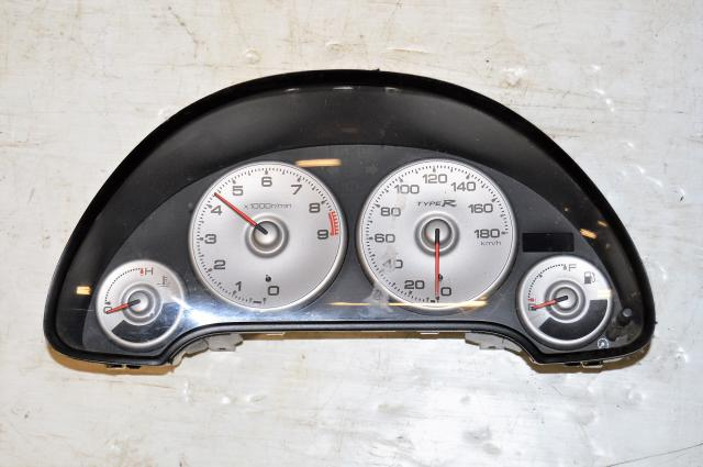 DC5 Integra Type-R JDM Gauge Cluster Assembly