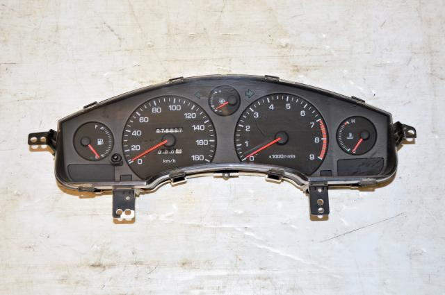 JDM MR2 SW20 1994-1999 Instrument Gauge Cluster For Sale (3S-GTE)