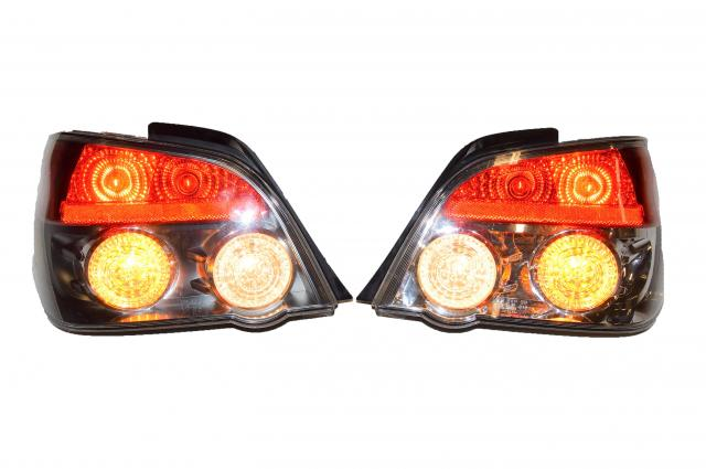 JDM Subaru Version 9 GDA GDB OEM Taillights For Sale