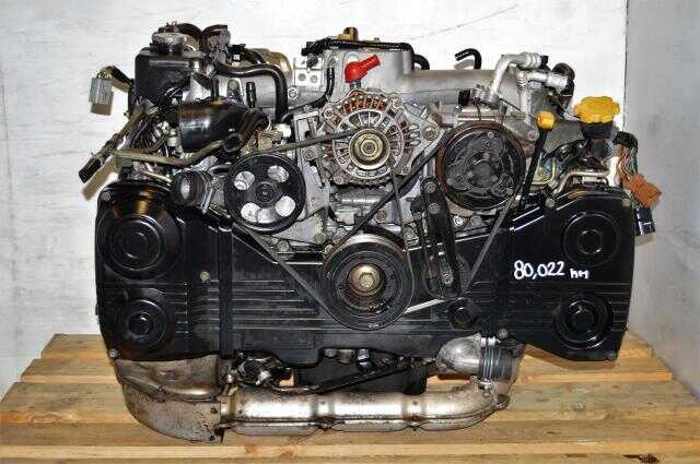 Subaru EJ20 Tubro AVCS Motor For Sale, JDM EJ205 2002-2005 2.0L Quad Cam Engine