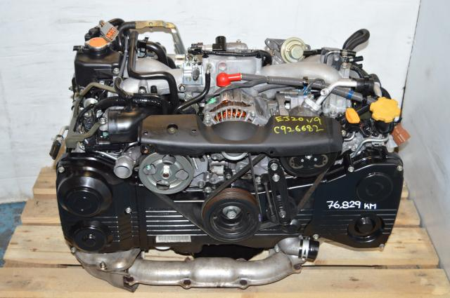 WRX DOHC EJ205 Engine For Sale, JDM EJ20 Turbo AVCS TD04 Motor Package