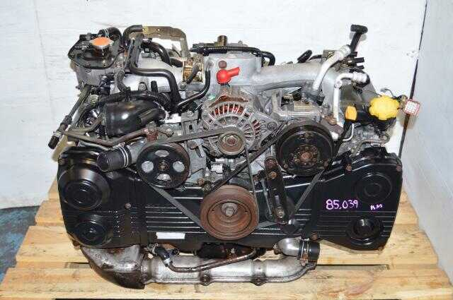 JDM EJ20 Turbo AVCS Motor For Sale, WRX 2002-2005 EJ205 Quad Cam 2.0L Engine