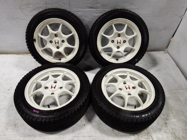 JDM DC2 TYPE R Wheels 15X6 Offset 50 4x114.3  185/55R15 For Sale