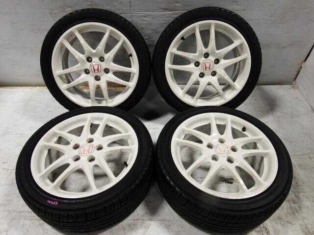 JDM DC5 TYPE R Wheels 17X7 Offset 60 5X114 215/45R17 For Sale