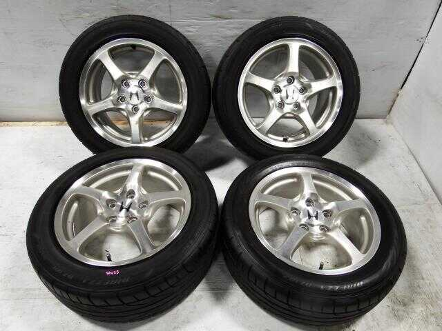 JDM AP1 OEM ENKEI Wheels 17X7.5 Offset 65 5X100 225/50R16 205/55r16 For Sale