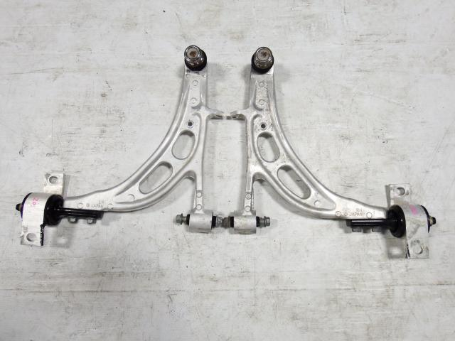 JDM Subaru STI Spec C Front Lower Control Arms 02-07 GD For Sale