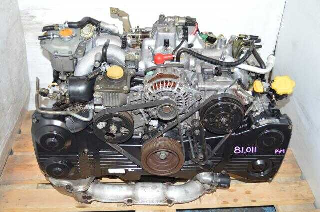JDM Impreza WRX 02-05 EJ205 Turbo Engine Package For Sale