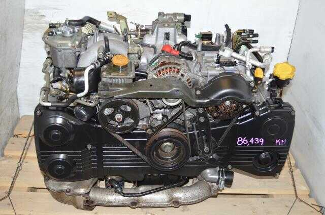 JDM WRX 2002-2005 EJ20 Turbo Motor, GD GG EJ205 Engine with TD04 Turbocharger Package