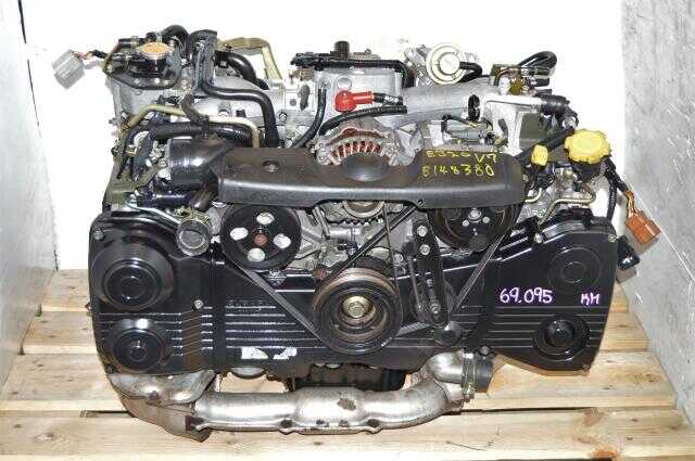 Impreza WRX 2002-2005 EJ205 AVCS Low Mileage Motor Package For Sale