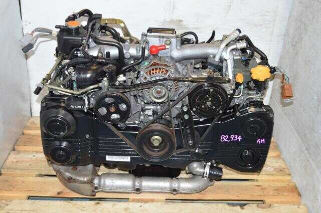 JDM EJ205 AVCS DOHC 2.0L Motor For Sale with TF035 Turbo