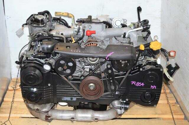 Impreza WRX 2002-2005 DOHC 2.0L EJ205 AVCS Turbo Engine Package for Sale with TD04 Turbocharger