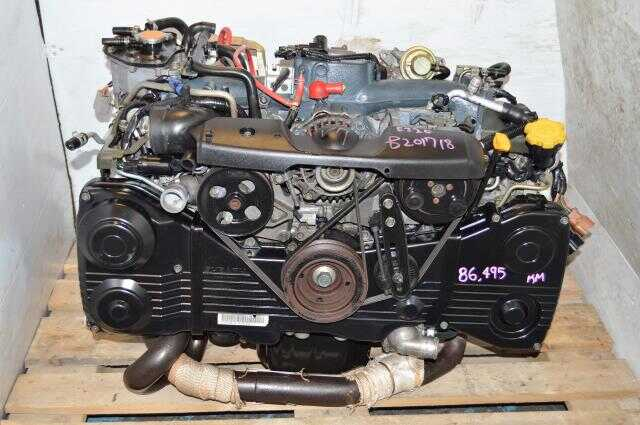 WRX Impreza 02-05 EJ20 Turbo AVCS Motor For Sale, JDM EJ205 2.0L DOHC Engine Swap