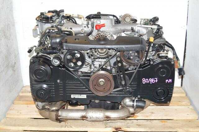 Subaru EJ205 WRX Turbo AVCS Engine Swap For Sale with TD04 Turbocharger