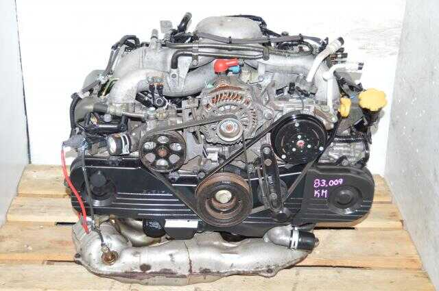 JDM Impreza RS 2004 EJ203 SOHC Replacement Engine For Ej253 2.5L Motor