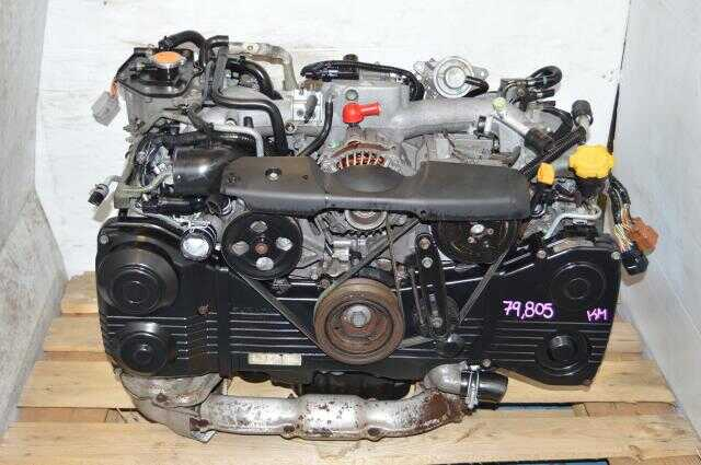 Impreza WRX Turbo EJ205 AVCS Engine Swap, JDM 2002-2005 EJ20T DOHC 2.0L Motor For Sale