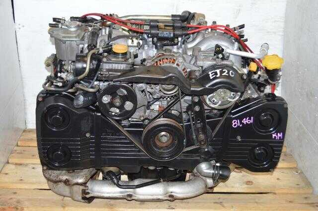 JDM Subaru Forester / GC8 / Impreza WRX 1996-1997 EJ20 Turbo 2.0L Motor Swap For Sale