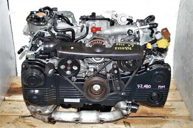 WRX Impreza 2002-2005 Turbo EJ205 DOHC Engine Package AVCS Swap For Sale