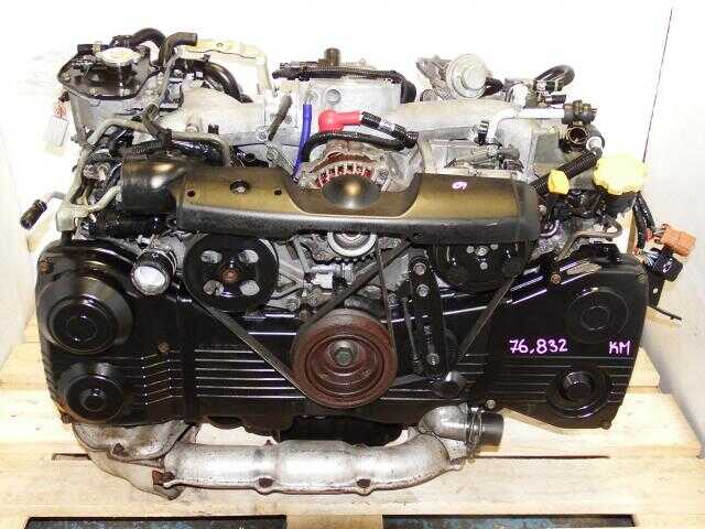Subaru WRX 2002-2005 2.0L DOHC AVCS EJ205 Engine Package For Sale