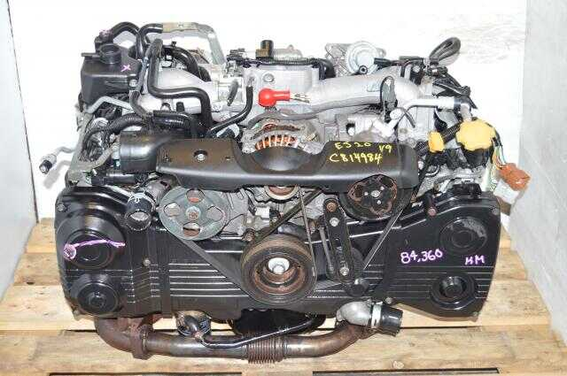 Impreza WRX 2002-2005 EJ205 AVCS Motor Swap For Sale with TD04 Turbocharger
