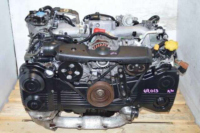 WRX 02-05 EJ205 DOHC AVCS 2.0L Engine Replacement Package For Sale