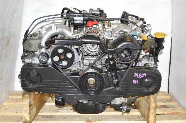 Subaru Forester / Legacy SOHC 99-02 EJ201 2.0L Replacement Engine for 2.5L USDM Motor For Sale