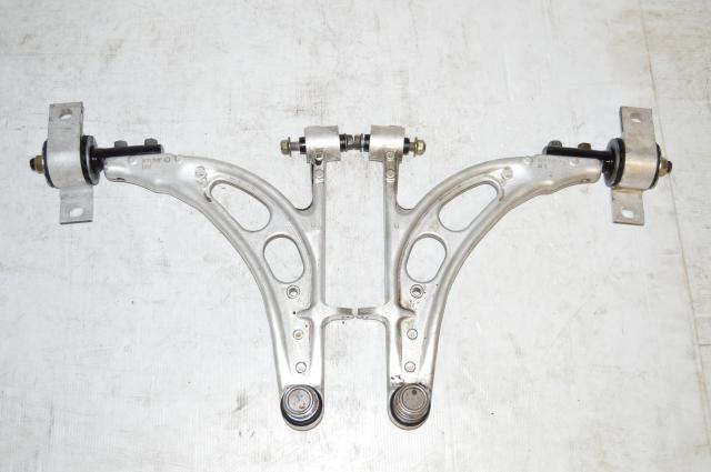 Subaru WRX STi JDM Front Lower Aluminum GD Control Arms For Sale