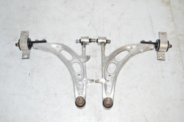 Used JDM STi 2002-2007 Front Lower GD Aluminum Control Arms