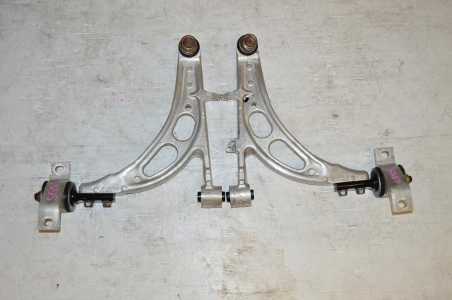 JDM Aluminum Front Lower Forester SG Control Arms For Sale, SG5 SG9 2003-2008
