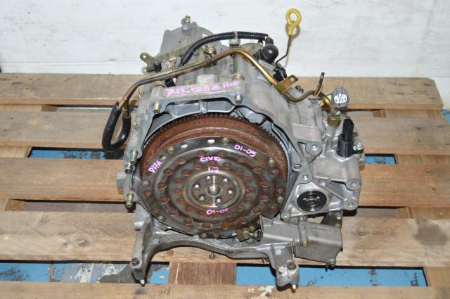 JDM Civic 2001-2005 SLXA Automatic Transmission, Honda 1.7L VTEC D17A AT