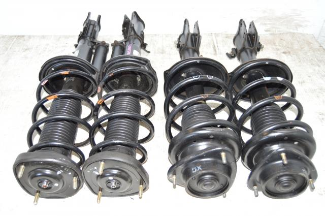 JDM Subaru Forester 02-07 Front & Rear Suspensions with Damper for Sale