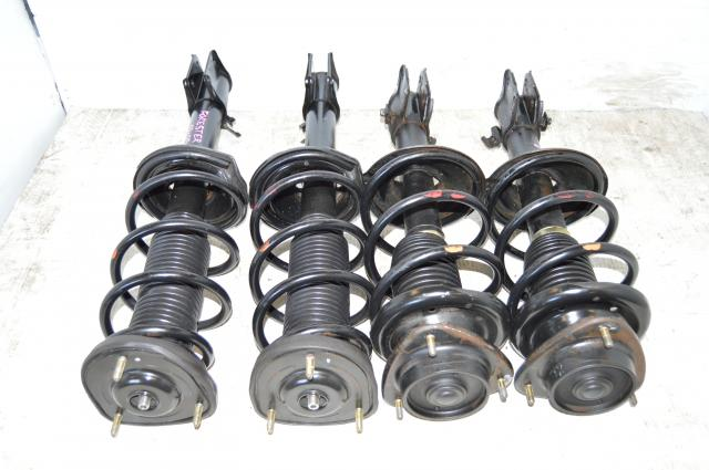 Used STi Forester 5x100 2002-2005 JDM Suspensions For Sale
