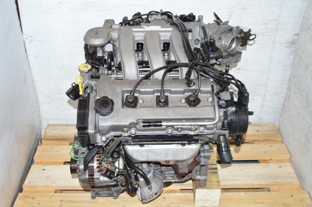 JDM Mazda 626 KF K8-1A1 MX-6 Engine Replacement