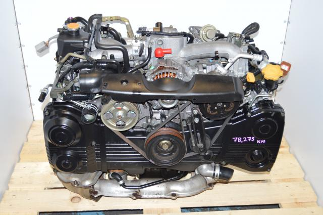 Used Subaru WRX Impreza EJ205 DOHC 2.0L Turbo AVCS Motor Swap For Sale