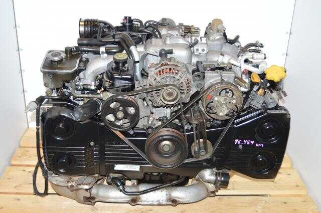 JDM Subaru EJ20G Turbo Forester / WRX / GC8 96-97 Engine Swap For Sale with TD05H Turbocharger