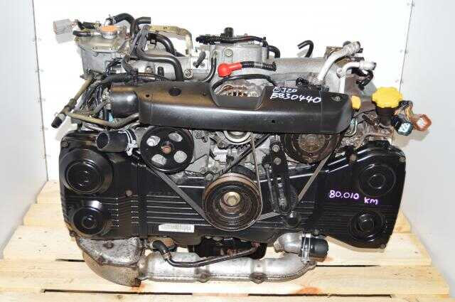 JDM Subaru Impreza WRX 2002-2005 EJ20 Turbocharged Motor Swap For Sale