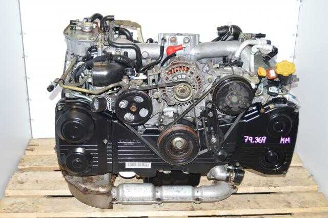 JDM Impreza WRX 2002-2005 EJ205 Turbo DOHC Engine Swap For Sale with AVCS