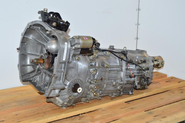 USDM Impreza WRX 2008-2010 5 Speed Transmission with 3.9 Final Drive Ratio