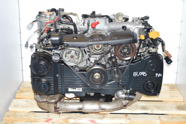 USDM EJ205 AVCS Engine Swap For Sale with TD04 Turbocharger