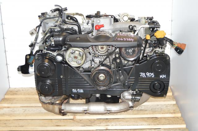 Subaru WRX Turbo EJ205 2.0L AVCS Engine Swap Package For Sale