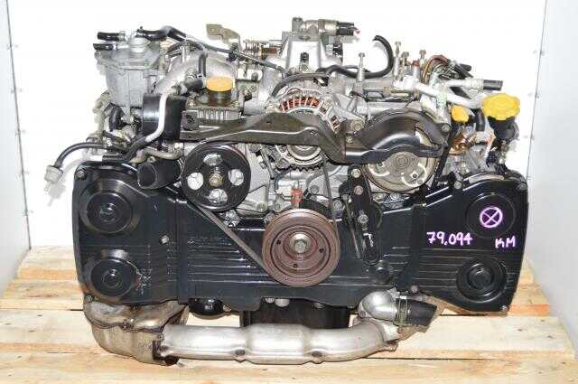 JDM Subaru Impreza WRX 2002-2005 EJ205 Turbo Engine For Sale