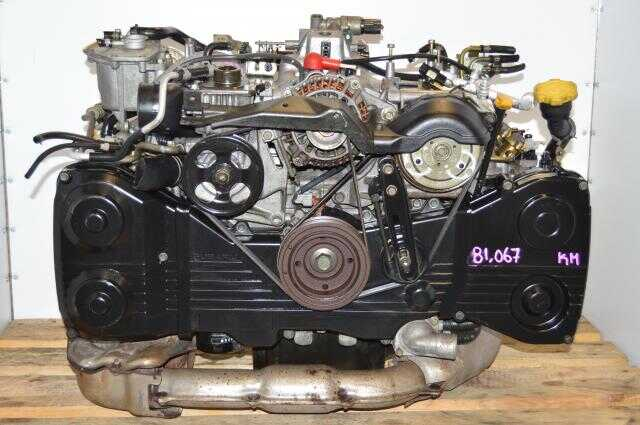 JDM Impreza WRX 2002-2005 EJ20 Turbo 2.0L DOHC Engine Swap For Sale