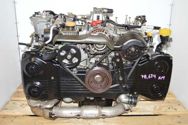 JDM WRX 02-05 EJ205 DOHC Turbocharged TD04 Engine For Sale