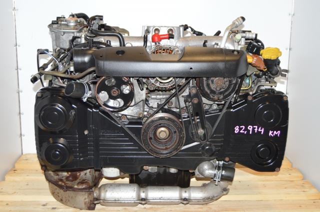 EJ205 2.0L Quad Came JDM Motor Swap for AVCS Turbo WRX 2002-2005
