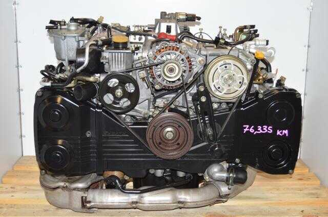 Impreza WRX 2002-2005 JDM Engine Swap For Sale with TD04 Turbocharger